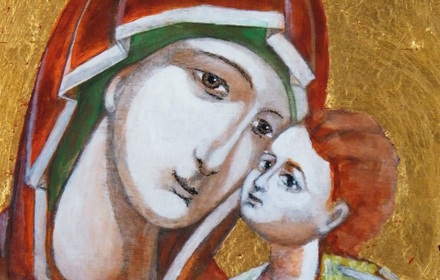 Madonna and Child 1.