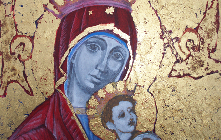 Our Lady of Perpetual Succour.