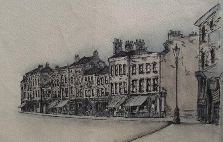Dublin Street.