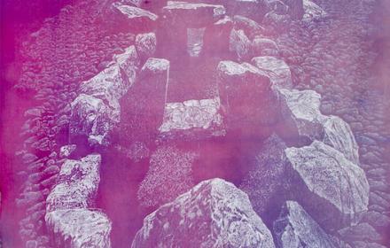 Creevykeel Court Tomb. County Sligo.